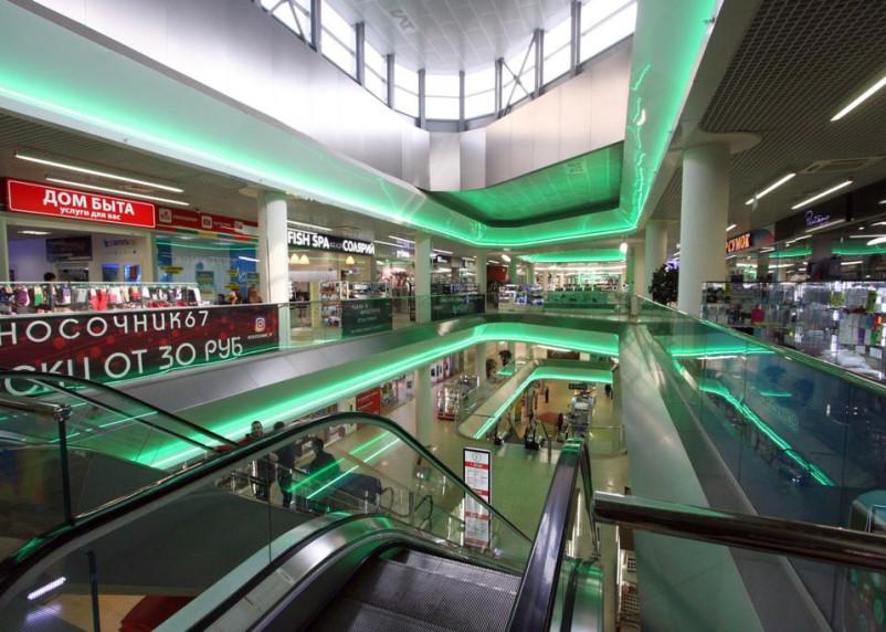 В Смоленске ограбили магазин электроники
