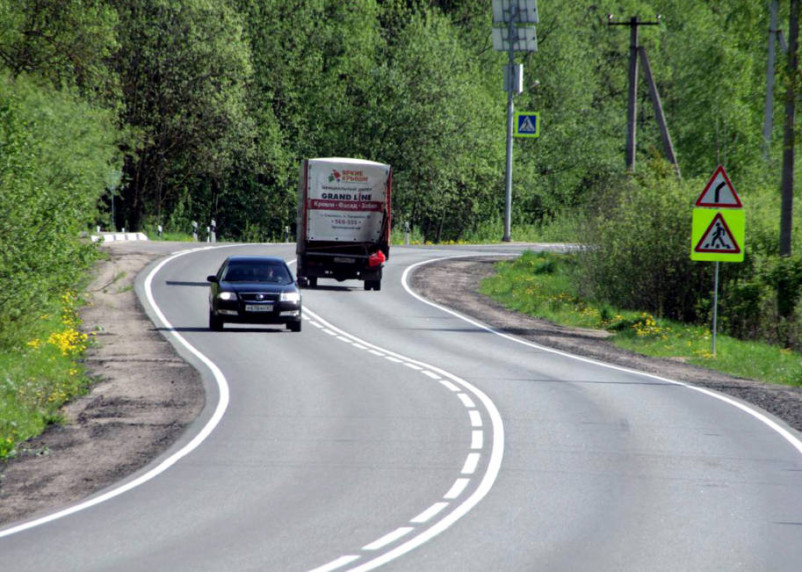 На какой стадии находится ремонт дорог в Смоленской области