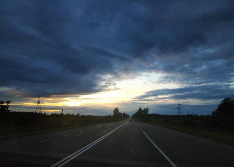 Какой будет погода в Смоленской области в понедельник