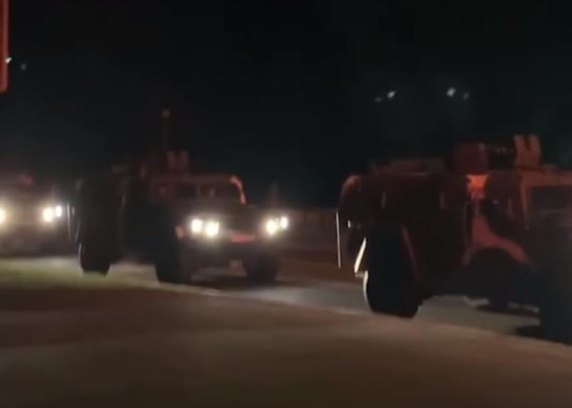 Жители Минска сообщают о военной технике в центре города в день голосования