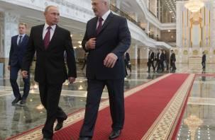 Путин и Лукашенко проведут переговоры 14 сентября
