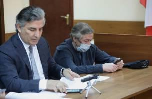 Раскрыто криминальное прошлое адвоката Ефремова