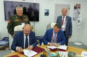 Россия поставит в Белоруссию бронетранспортёры и боевые вертолёты. Контракт подписан