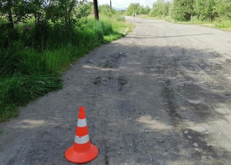 Разыскивается водитель, сбивший насмерть пешехода в Новодугинском районе