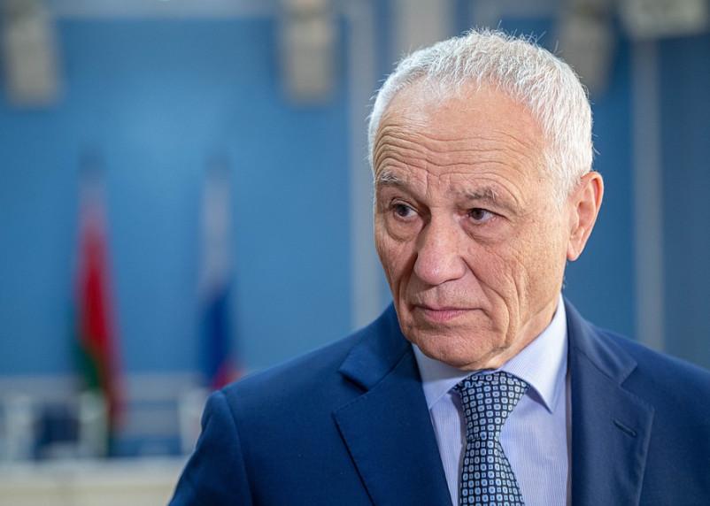 Григорий Рапота покинет пост госсекретаря Союзного государства