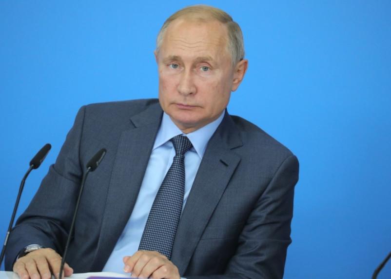 Путин утвердил стратегию государственной антинаркотической политики