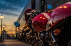 Для шумных мотоциклистов в России могут ужесточить наказание