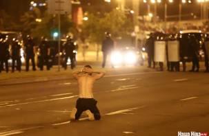 В Белоруссии снова начались задержания