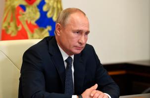 Путин заявил о необходимости  жестких ограничений из-за коронавируса