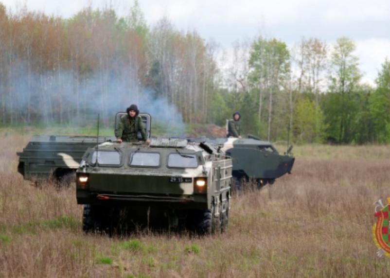 «Это наша земля и мы ее никому не отдадим». Войска Белоруссии проведут учения в Гродно