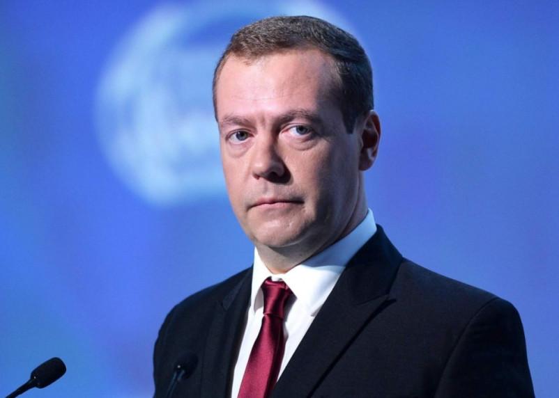 Медведев назвал Навального «политическим проходимцем»