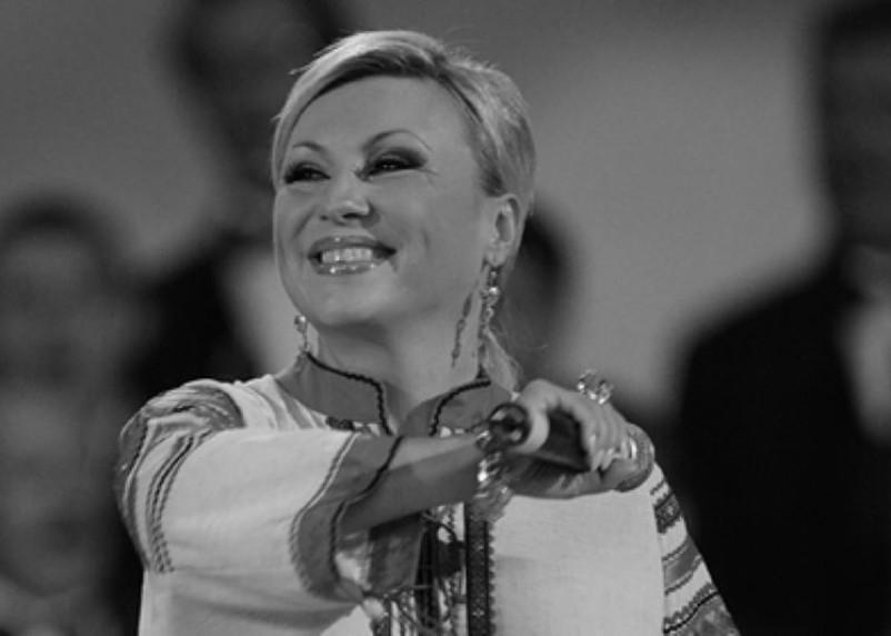 Певица Валентина Легкоступова умерла в больнице