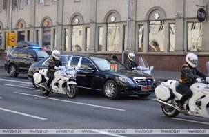 Прошла инаугурация Александра Лукашенко
