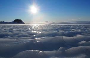 В России зафиксировали климатическую аномалию в Северном полушарии