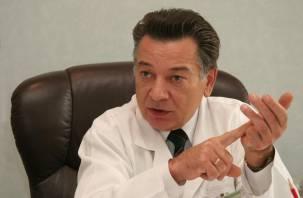 Евгений Каманин может покинуть пост главврача областной больницы