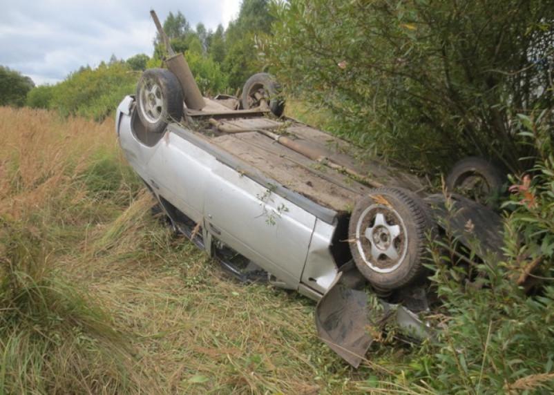 Смолянин угнал у друга машину и попал на ней в ДТП