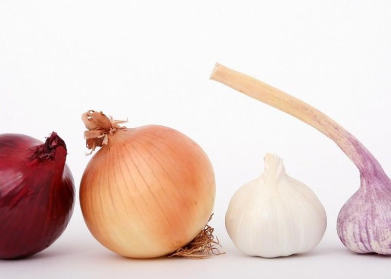 Помогают ли лук и чеснок против рака
