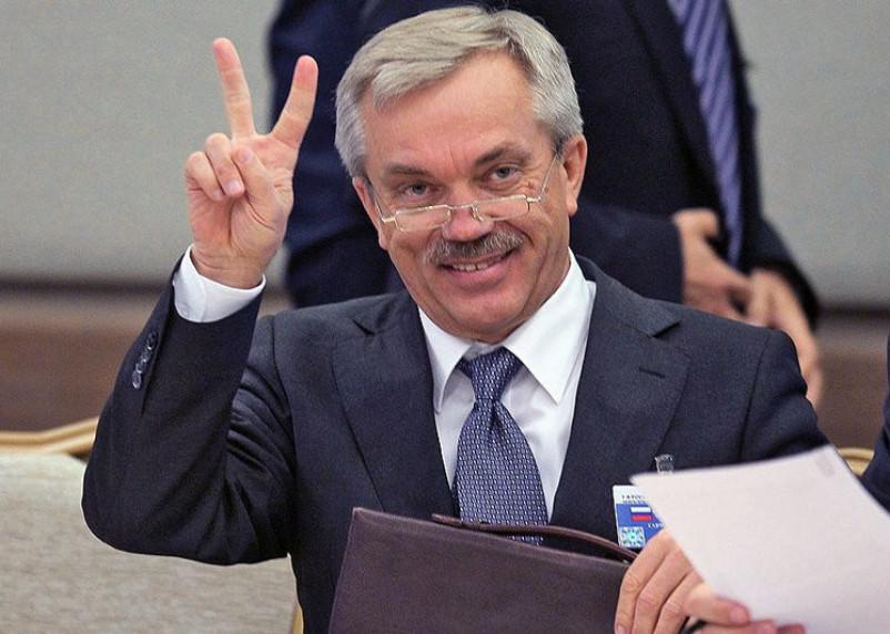 Губернатор Белгородской области Савченко ушел в отставку