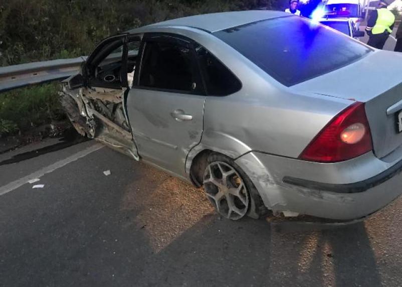 Не справился с управлением. В Смоленском районе в ДТП с иномаркой постарадала пассажирка