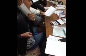 В Смоленске начался «нагон» избирателей на досрочное голосование в горсовет