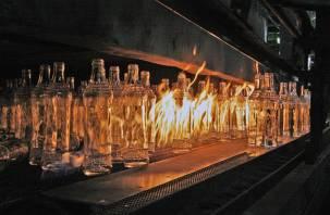 Силовики пришли с обысками на стекольный завод в Рославле. Владельцы считают это давлением на бизнес