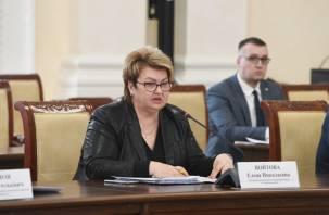В Смоленске уволили начальника областного департамента здравоохранения