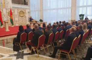 Кремль отреагировал на информацию об инаугурации Лукашенко