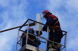 «Россети Центр»: качественное наружное освещение – безусловный приоритет для компании