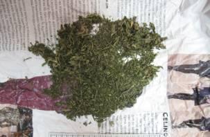 Смолянина за найденную коноплю приговорили к 4 годам тюрьмы