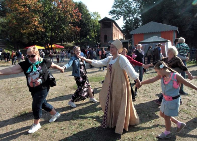 Концерты, фестивали, ярмарки и дискотеки. Как проходит День города в Смоленске