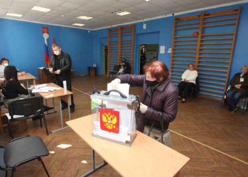 Явка на выборах губернатора Смоленской области превысила 17%