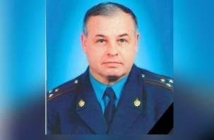 Ушел из жизни экс-начальник УГИБДД Смоленской области Владимир Ивченков