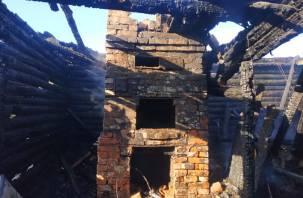 Два пенсионера спасены в Руднянском районе