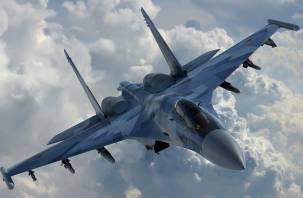В Тверской области разбился истребитель