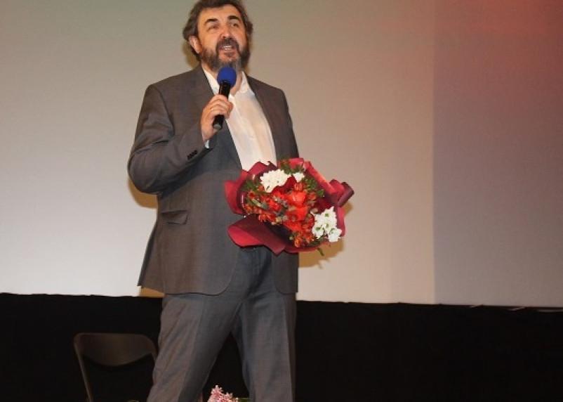 Смоленская АЭС: в честь 75-летия атомной промышленности Десногорск посетил известный актёр театра и кино
