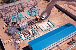 Индустриальный парк в Смоленской области оснастили «левыми» трансформаторами