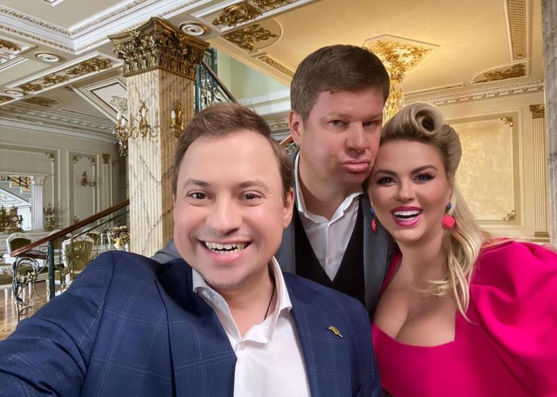 Анна Семенович рассказала о поцелуе с Губерниевым