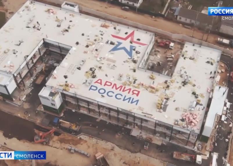 Минобороны сообщило о работе нового госпиталя в Смоленске «в полном объеме». Но так ли это?