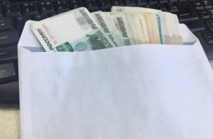 Около АЗС смолянин пытался дать взятку сотруднику ФСБ