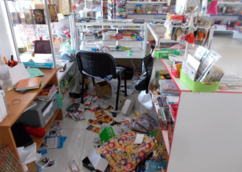 Россиянин ограбил магазин и раздал украденные деньги нуждающимся