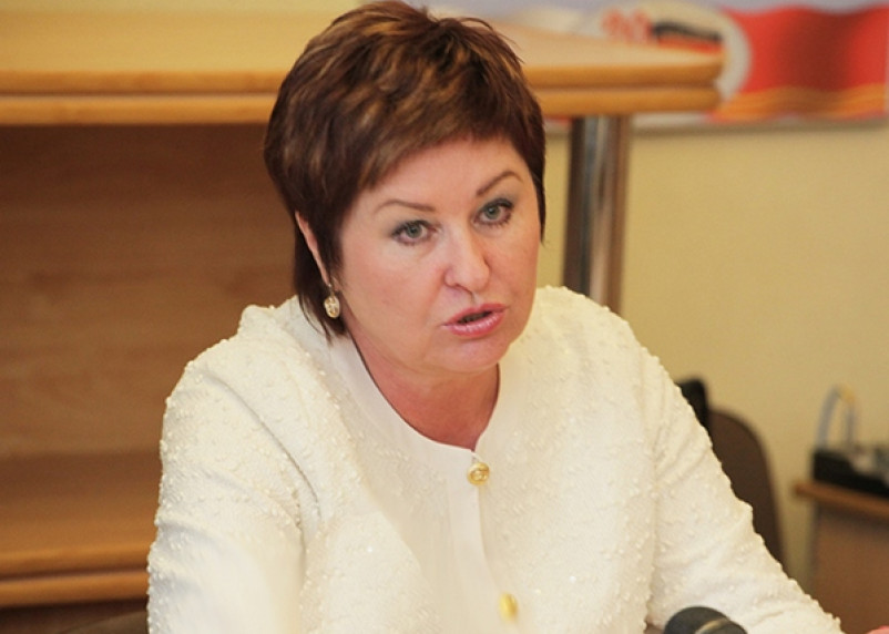 Тамару Максимчук провожают с должности заместителя главы Смоленска