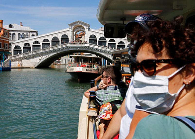 Влюбленным в жителей Италии россиянам открыли въезд в Италию