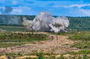 Более двух тысяч военных задействованы в учениях на западе России