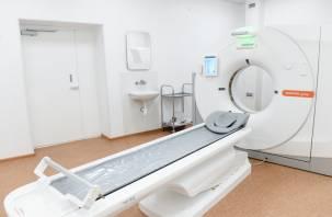 В смоленской больнице запустили аппарат КТ. Он простаивал из-за отсутствия документов
