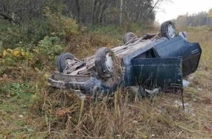 Жители Смоленской области стали чаще гибнуть на автодорогах