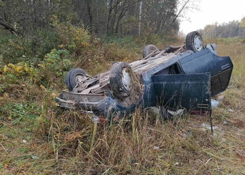 В Смоленской области в ДТП пострадали три человека