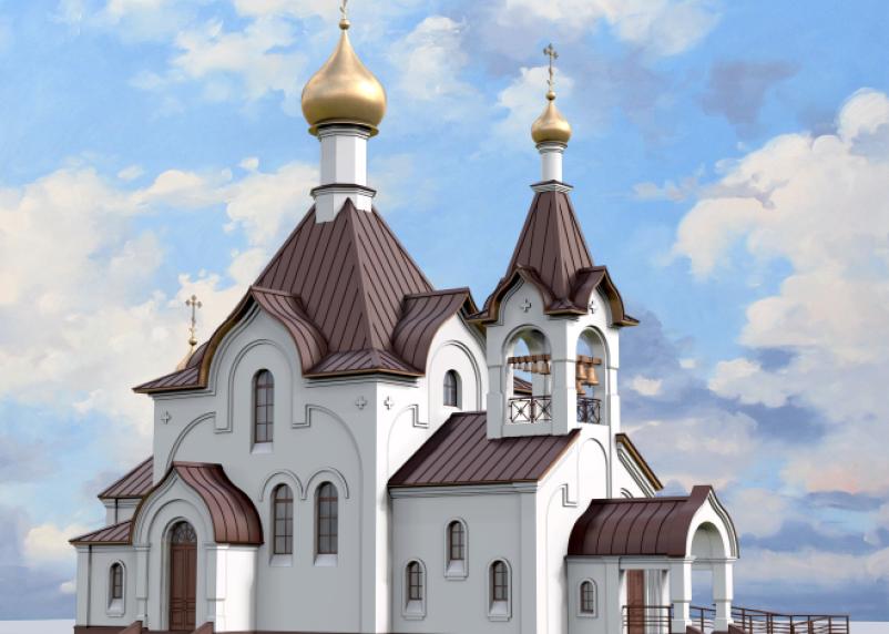 В Реадовском парке в Смоленске построят новый храм