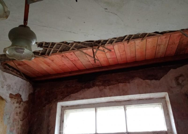 Капитальный ремонт дома в Смоленске требует новых работ