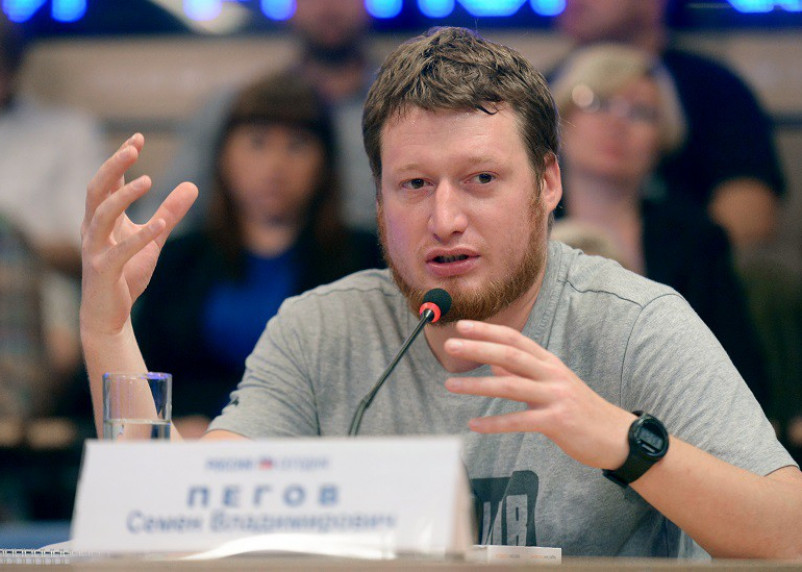 На смолянина Семена Пегова генпрокуратура Азербайджана возбудила уголовное дело