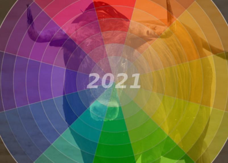 В каком цвете встречать 2021 год, чтобы поймать удачу